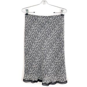 Studio M Circular Patterned Skirt